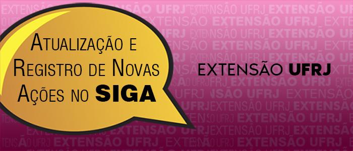 REGISTRO DE AÇÕES DE EXTENSÃO